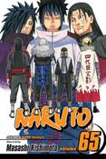 Naruto Manga Volume 65