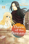 Dawn of the Arcana Manga Volume 12