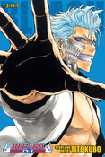 Bleach 3 in 1 Edition Manga Volume 8