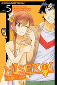 Nisekoi False Love Manga Volume 5
