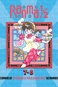 Ranma 1/2 2 in 1 Edition Manga Volume 4