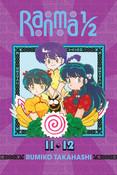 Ranma 1/2 2 in 1 Edition Manga Volume 6