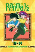 Ranma 1/2 2 in 1 Edition Manga Volume 7