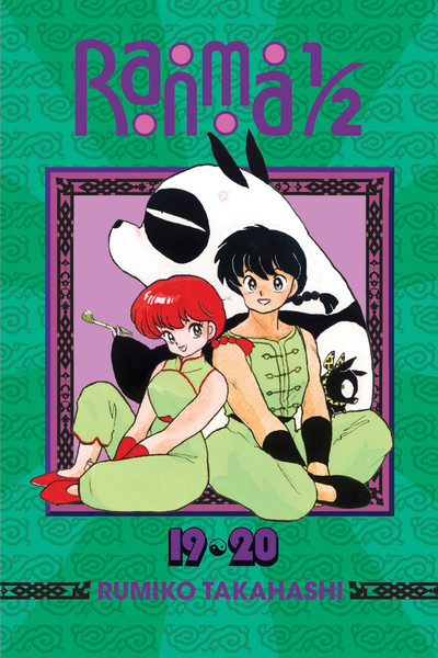 Ranma 1/2 2 in 1 Edition Manga Volume 10