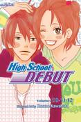 High School Debut 3 in 1 Edition Manga Volume 4