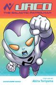 Jaco the Galactic Patrolman Manga Volume 1