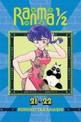 Ranma 1/2 2 in 1 Edition Manga Volume 11