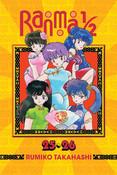 Ranma 1/2 2 in 1 Edition Manga Volume 13