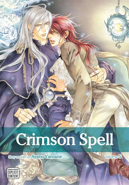 Crimson Spell Manga Volume 5