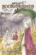 Natsume's Book of Friends Manga Volume 16
