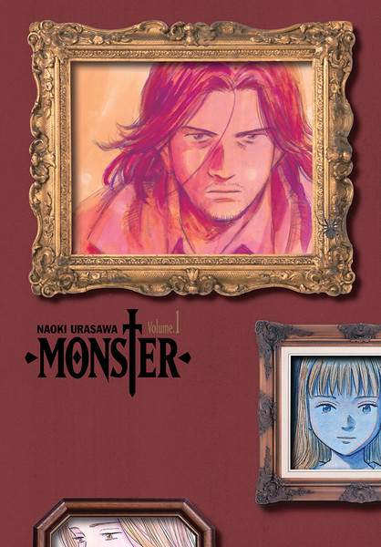 Monster Perfect Edition Manga Volume 1