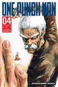 One-Punch Man Manga Volume 4