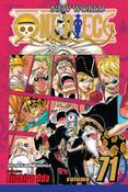 One Piece Manga Volume 71