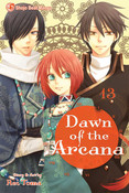 Dawn of the Arcana Manga Volume 13