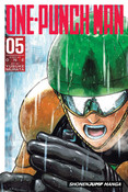 One-Punch Man Manga Volume 5