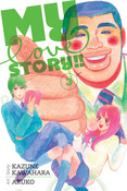 My Love Story!! Manga Volume 3