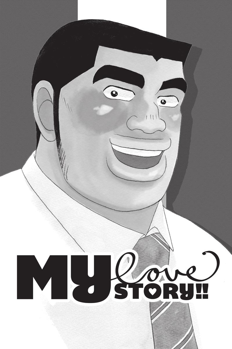My Love Story!! Manga Volume 4