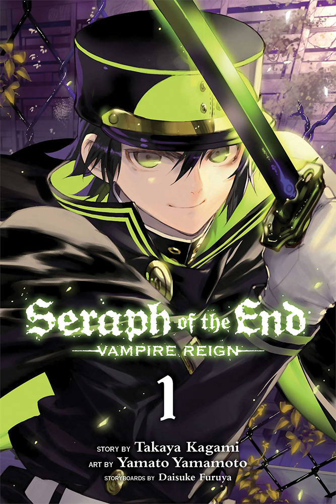 Seraph of the End Manga Volume 1