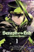 Seraph of the End Manga Volume 1