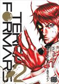 Terra Formars Manga Volume 2