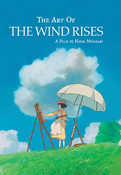 The Art of Wind Rises (Hardcover)