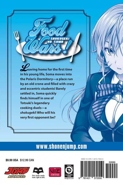 Food Wars! Manga Volume 2