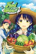 Food Wars! Manga Volume 3