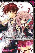 Kiss of the Rose Princess Manga Volume 1