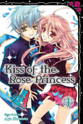 Kiss of the Rose Princess Manga Volume 4