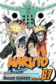 Naruto Manga Volume 67