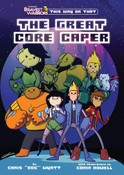 Bravest Warriors The Great Core Caper Graphic Novel Volume 1