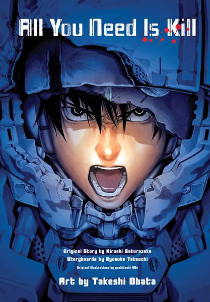All You Need is Kill Manga Omnibus