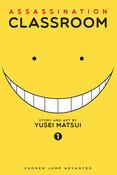 Assassination Classroom Manga Volume 1