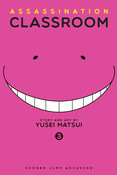 Assassination Classroom Manga Volume 3