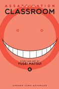 Assassination Classroom Manga Volume 4