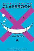 Assassination Classroom Manga Volume 6
