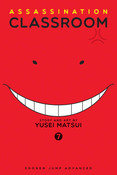 Assassination Classroom Manga Volume 7