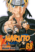 Naruto Manga Volume 68