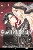 Spell of Desire Manga Volume 5