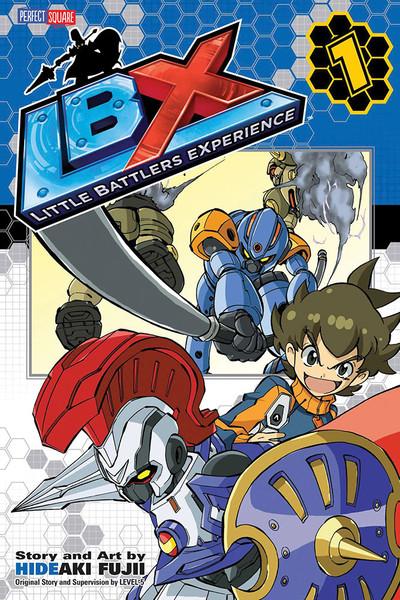 LBX Manga Volume 1
