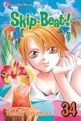 Skip Beat! Manga Volume 34