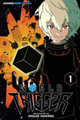 World Trigger Manga Volume 1