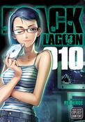 Black Lagoon Manga Volume 10