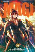 Magi Manga Volume 16