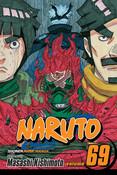 Naruto Manga Volume 69