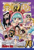 One Piece Manga Volume 74