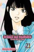 Kimi ni Todoke From Me to You Manga Volume 21