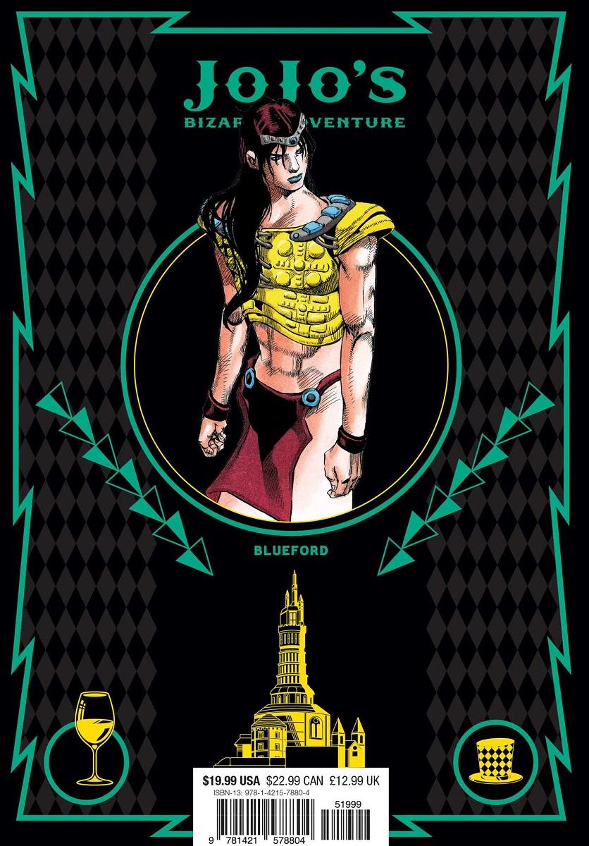 JoJos Bizarre Adventure Part 2 Battle Tendency Manga