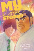 My Love Story!! Manga Volume 6