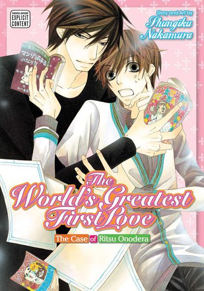 World's Greatest First Love Manga Volume 1